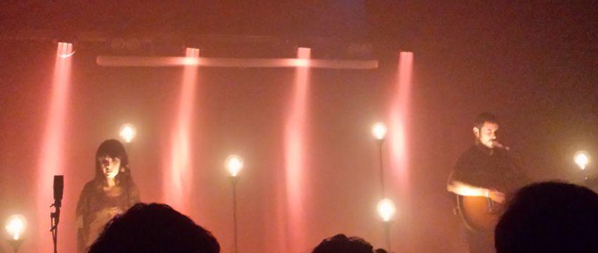 Iosonouncane live in acustico